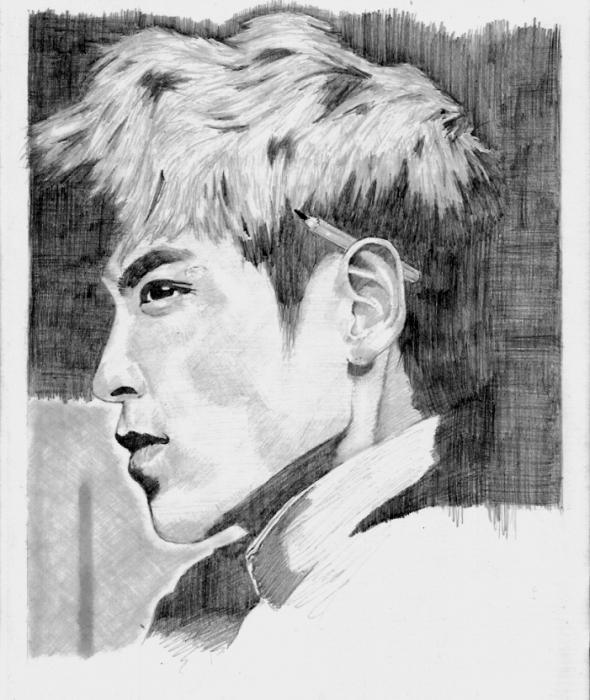 Choi Seung-hyun by brocklesnarsneck